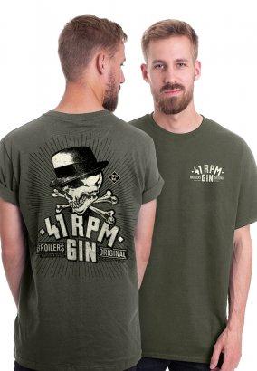 Broilers - 41 RPM Green - T-Shirt