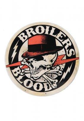Broilers - Blood - Sticker