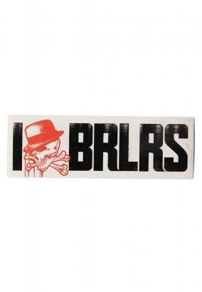 Broilers - I Luv Broilers - Sticker