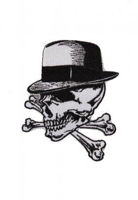 Broilers - Skull - Aufnäher
