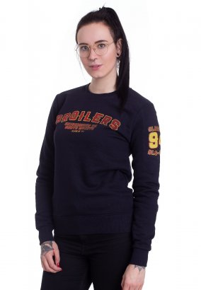 Broilers - Universidad De Santa Muerte Navy - Sweater