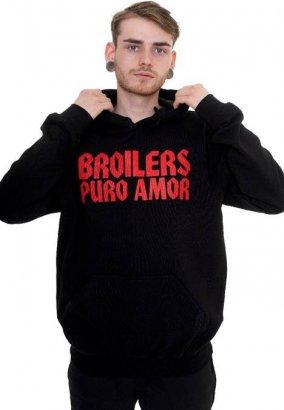 Broilers - Puro Amor - Hoodie