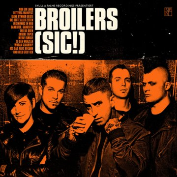 Broilers -  (sic!) - LP