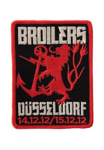Broilers - Düsseldorf - Patch
