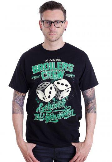 Broilers - Geboren Zu Gewinnen - T-Shirt