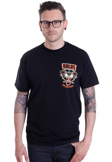 Broilers - Panther inklusive Rückendruck - T-Shirt