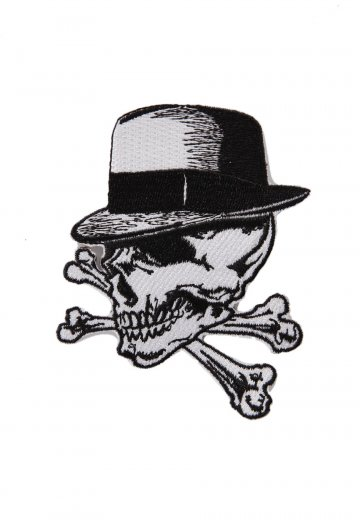 Broilers - Skull - Patch