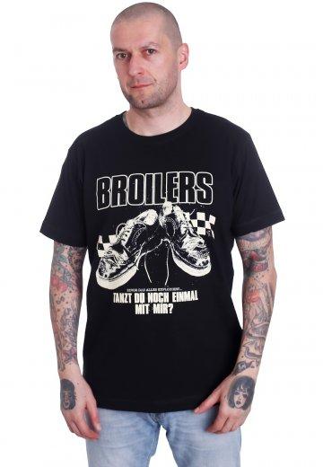 Broilers - Tanzt Du Noch Einmal Mit Mir - T-Shirt