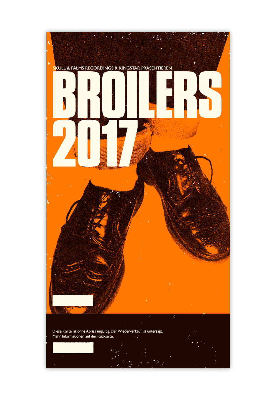 Tickets Broilers